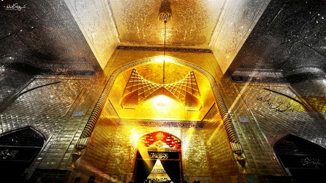 باب الحوائج ابوالفضل العباس (ع)